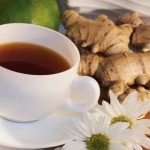 Ceai de ghimbir – proprietăţi digestive şi antistres!