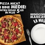 Pizza Hut, inamicul mâncatului pe fugă