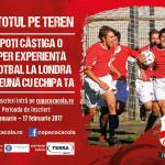 Liceenii pasionați de fotbal din întreaga țară  se întâlnesc în Cupa Coca-Cola 2017