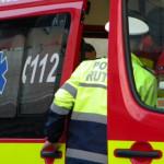 Accident de circulație investigat de polițiști