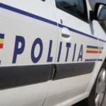 Accident cercetat de poliţişti