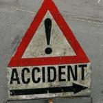 Accident rutier pe DN 2F