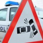 Accident rutier în municipiul Onești
