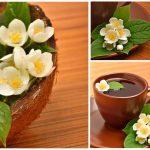 Ceaiul de iasomie, energizant natural
