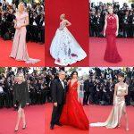 Red Carpet la Cannes 2017
