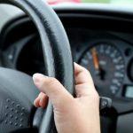 La volanul unui autoturism cu autorizație provizorie de circulație expirată