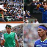Roland Garros, ziua semifinalelor ATP