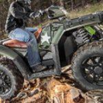 Conducea un ATV neînregistrat, fără permis de conducere şi sub influenţa băuturilor alcoolice