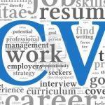Cele mai comune greseli de redactare a unui CV