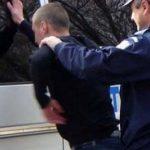 Autor de furt prins în flagrant de polițiști