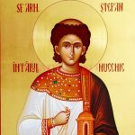 Sfântul Apostol Întâiul Mucenic și Arhidiacon Ștefan