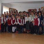 """Zi de sărbătoare la Școala  Gimnazială ,,Domnița Maria"""" Bacău"""