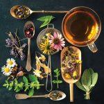 Ceaiuri din plante pentru dureri în gât