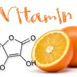 Deficitul de vitamina C: cauze, simptome, tratament