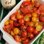 Salată de roşii: 3 reţete delicioase