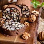 Salam de biscuiţi: reţetă de post