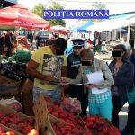 Acțiuni desfășurate de poliţişti în domeniul comerțului și a prestărilor de servicii în localurile cu destinație de alimentație publică