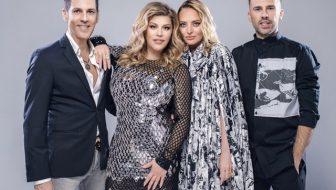 """Ștefan Bănică, Loredana, Delia și Florin Ristei caută """"factorul X""""  în cel de-al nouălea sezon"""